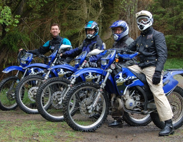 Team woods