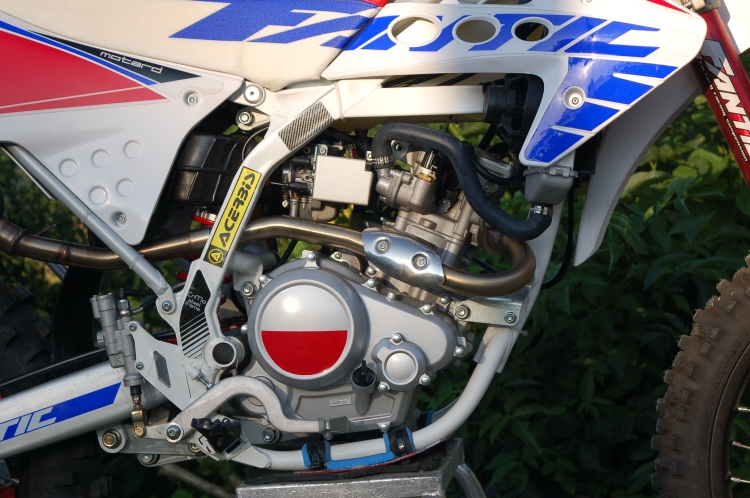 Fantic engine