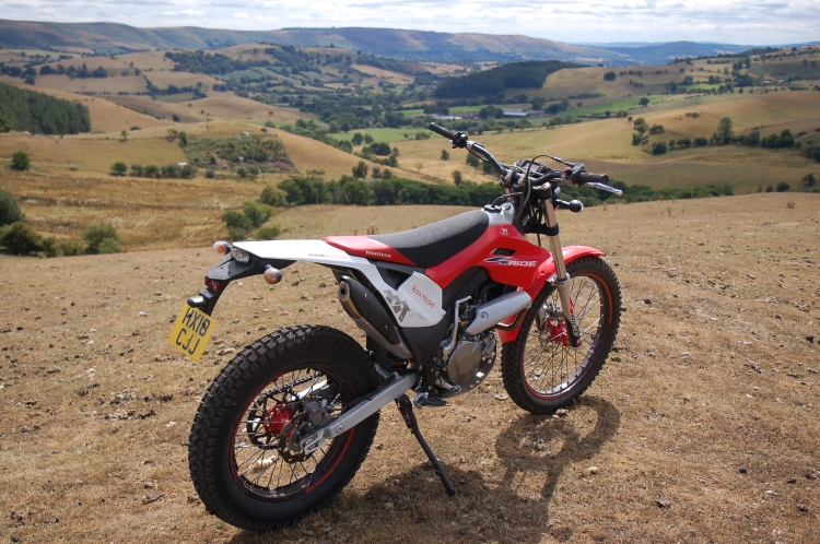 Montesa stiperstones